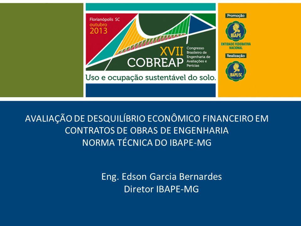 Eng. Edson Garcia Bernardes