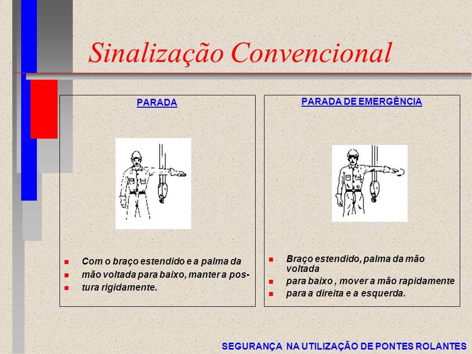 Sinalização Convencional