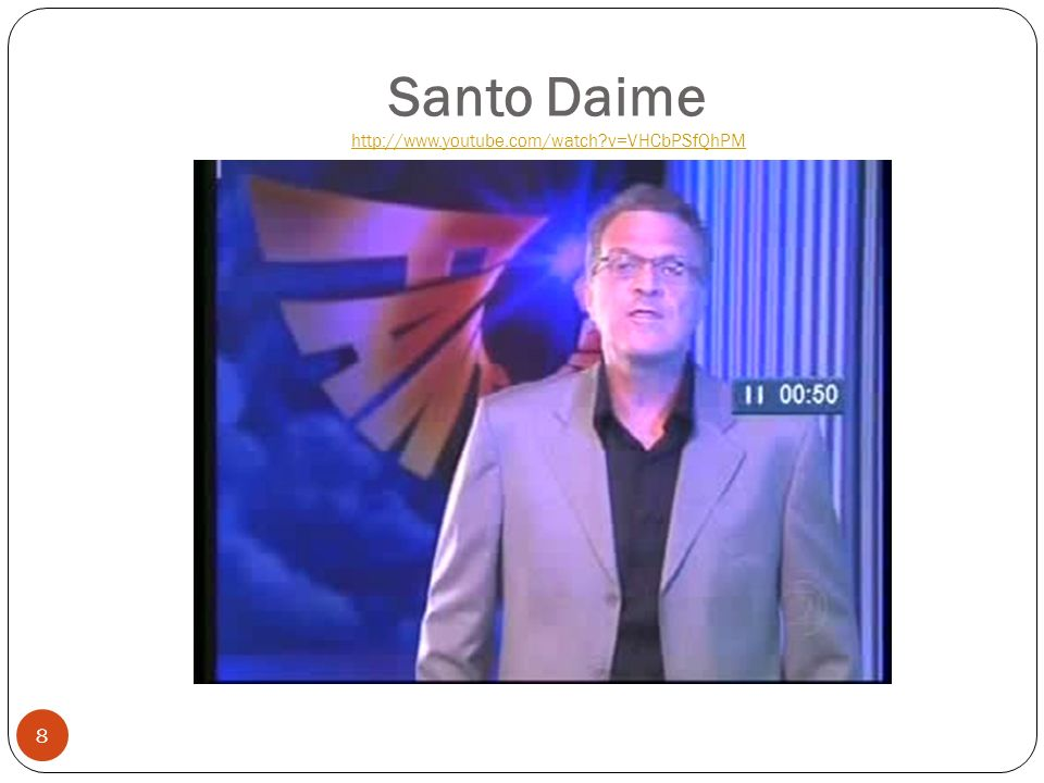 Santo Daime http://www.youtube.com/watch v=VHCbPSfQhPM