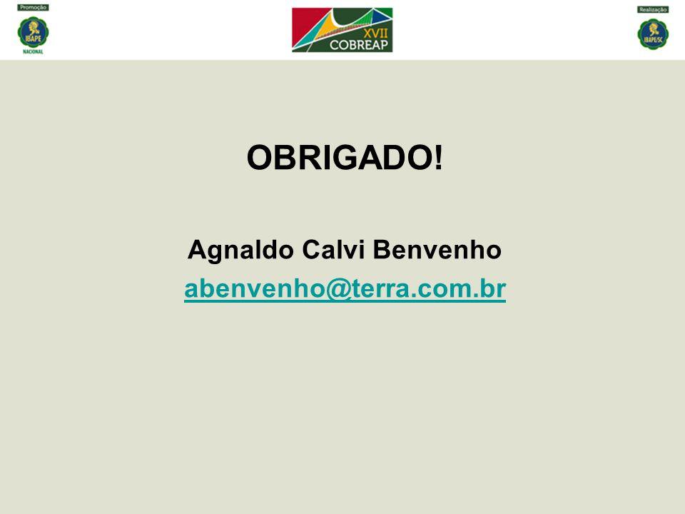 Agnaldo Calvi Benvenho