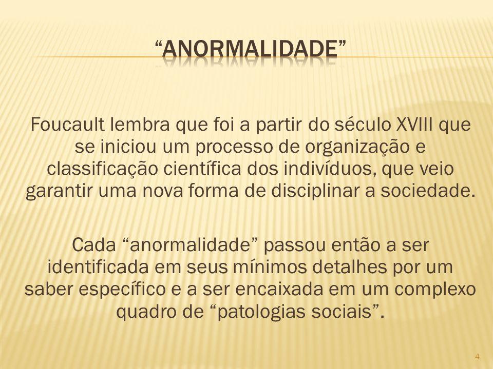 Anormalidade