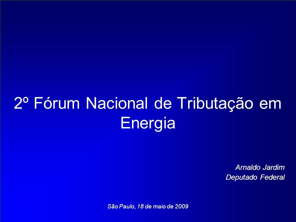 2º Fórum Nacional de Tributação em Energia