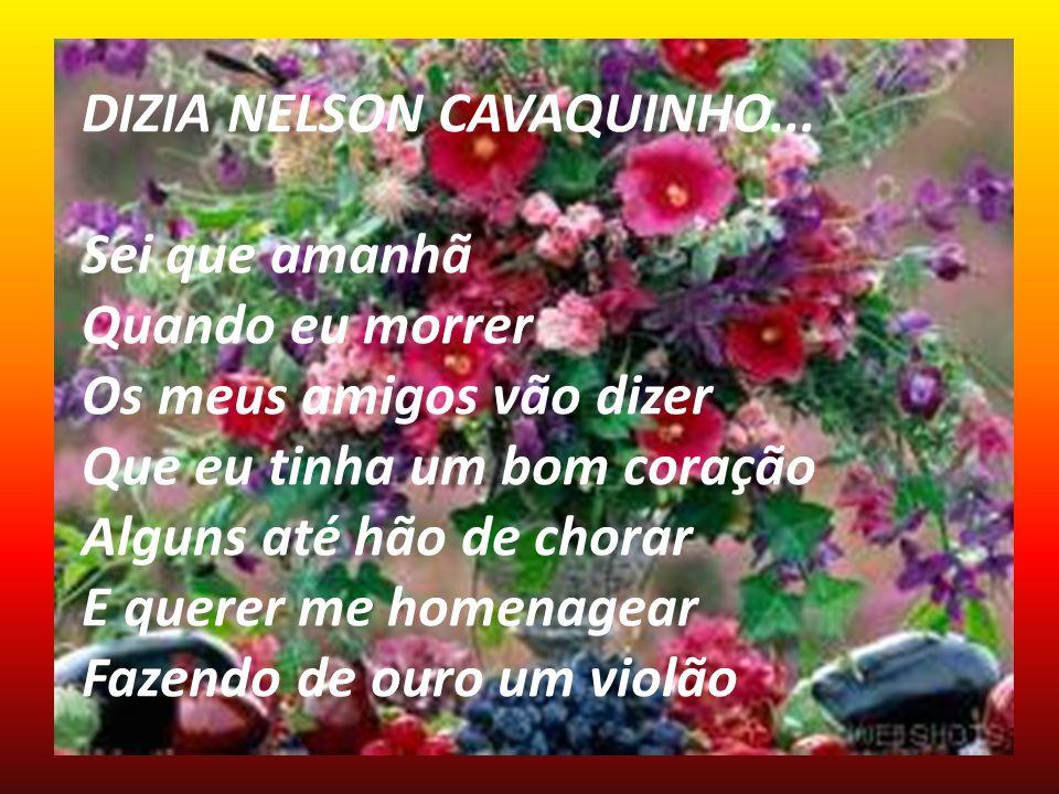 DIZIA NELSON CAVAQUINHO