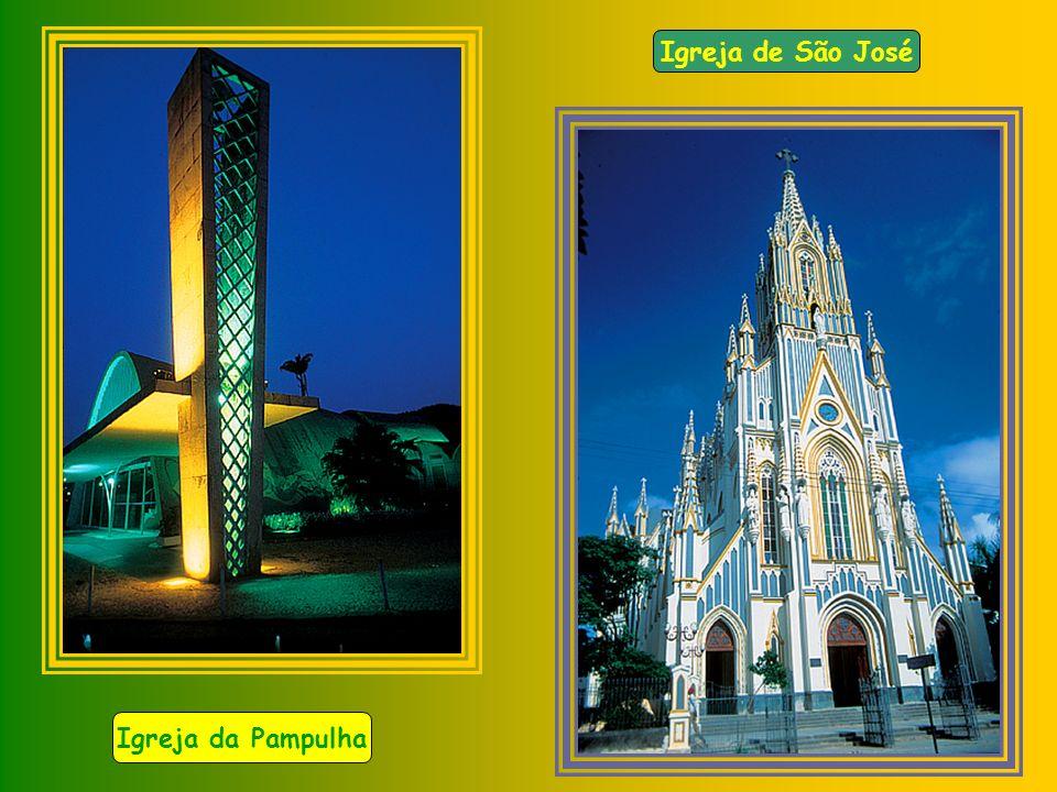 Igreja de São José Igreja da Pampulha