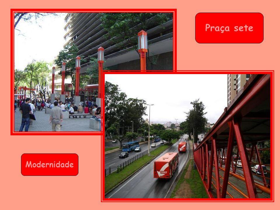 Praça sete Modernidade