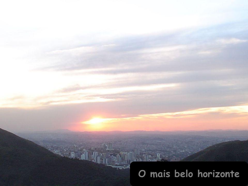 O mais belo horizonte