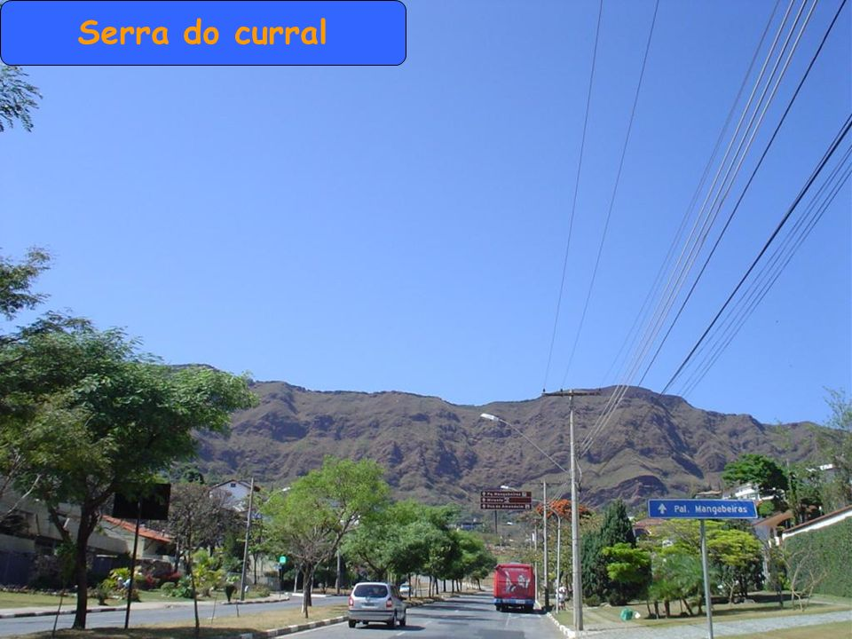 Serra do curral
