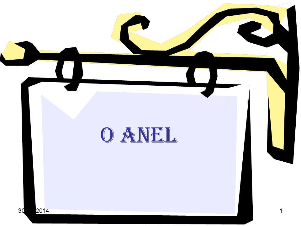 O ANEL 30-03-2017