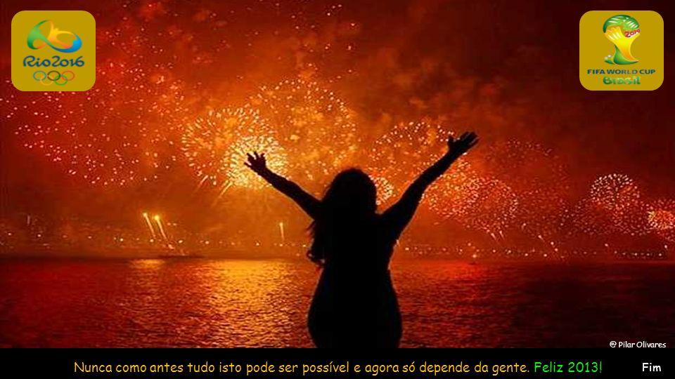 @ Pilar Olivares Nunca como antes tudo isto pode ser possível e agora só depende da gente. Feliz 2013!