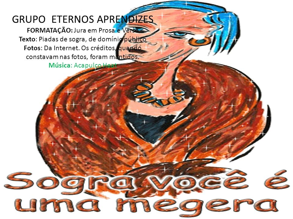 GRUPO ETERNOS APRENDIZES