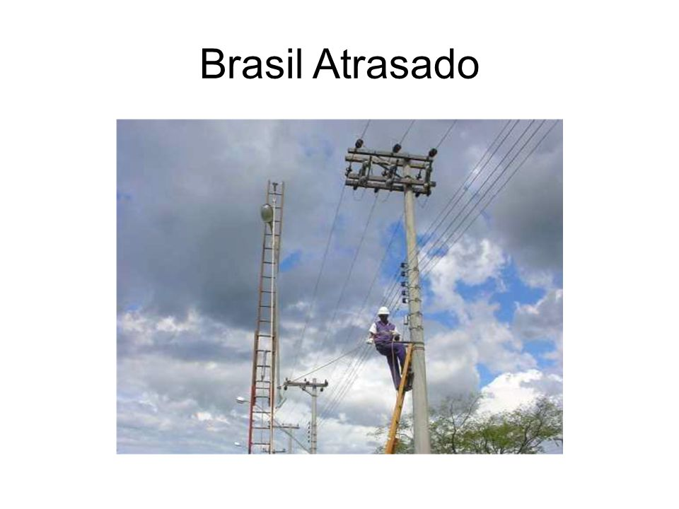 Brasil Atrasado