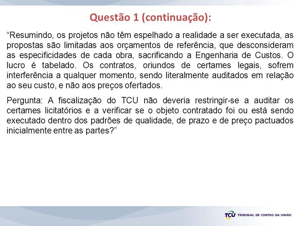 Questão 1 (continuação):