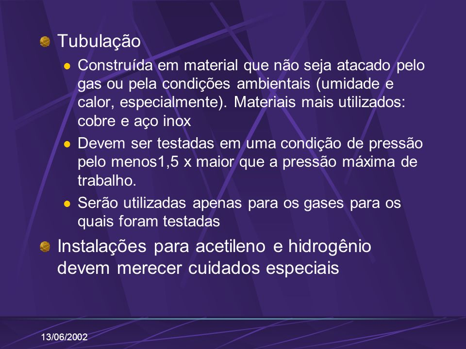 Tubulação