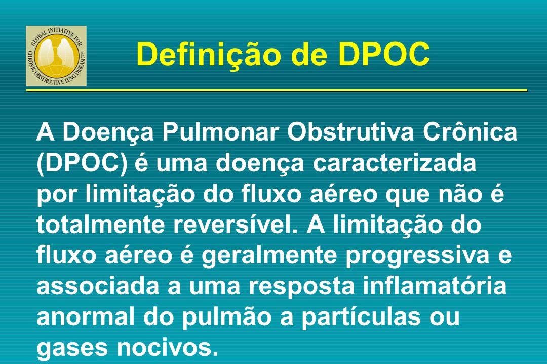 Definição de DPOC