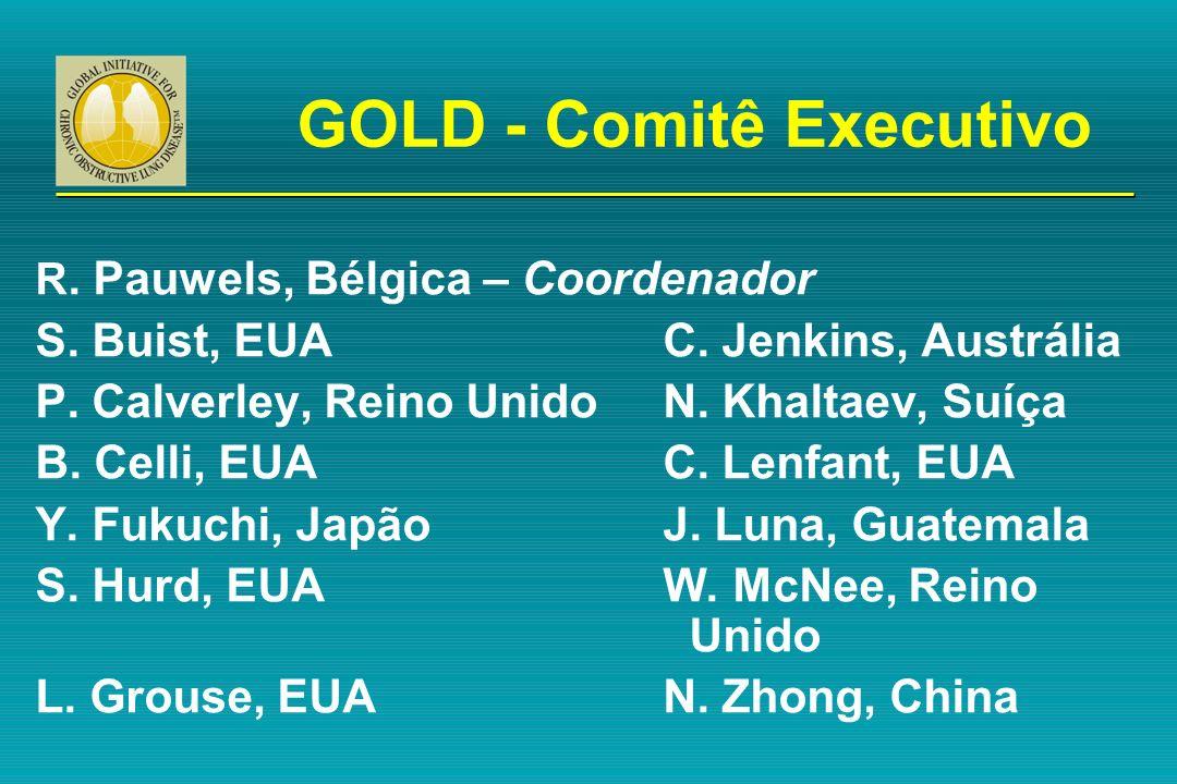 GOLD - Comitê Executivo