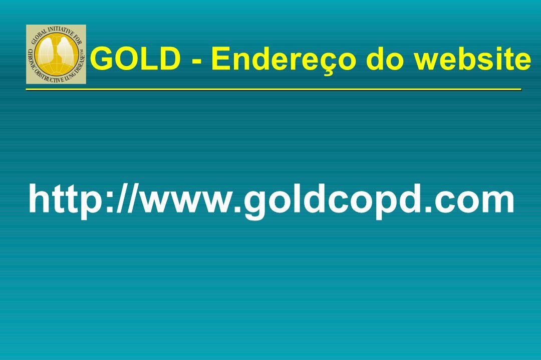 GOLD - Endereço do website