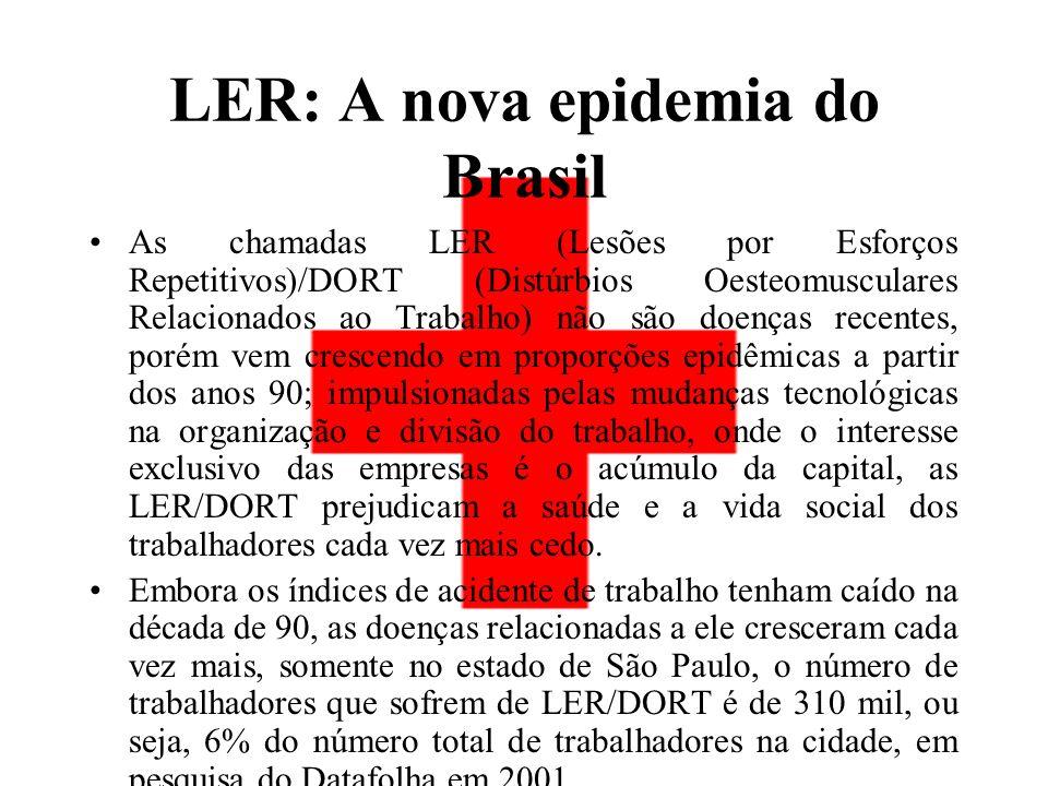 LER: A nova epidemia do Brasil
