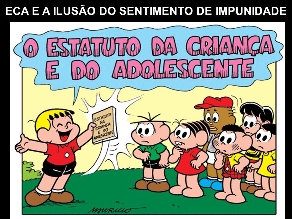 ECA E A ILUSÃO DO SENTIMENTO DE IMPUNIDADE