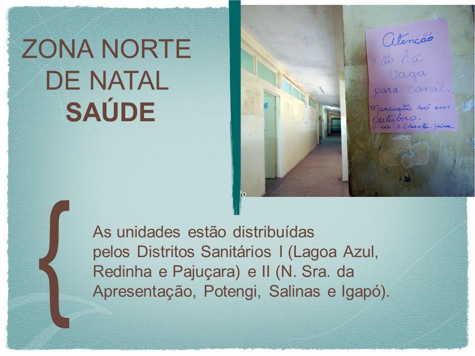 ZONA NORTE DE NATAL SAÚDE