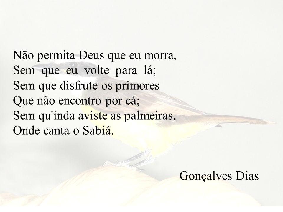 Gonçalves Dias 1823 – 1864.