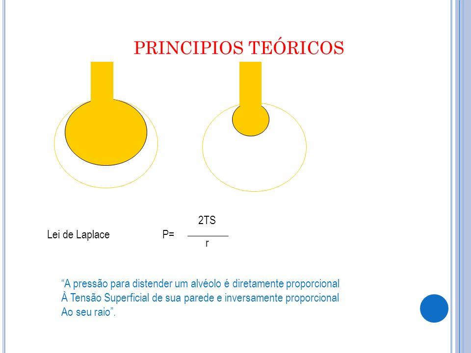PRINCIPIOS TEÓRICOS 2TS Lei de Laplace P= r