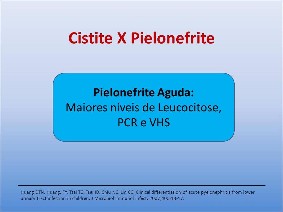 Cistite X Pielonefrite
