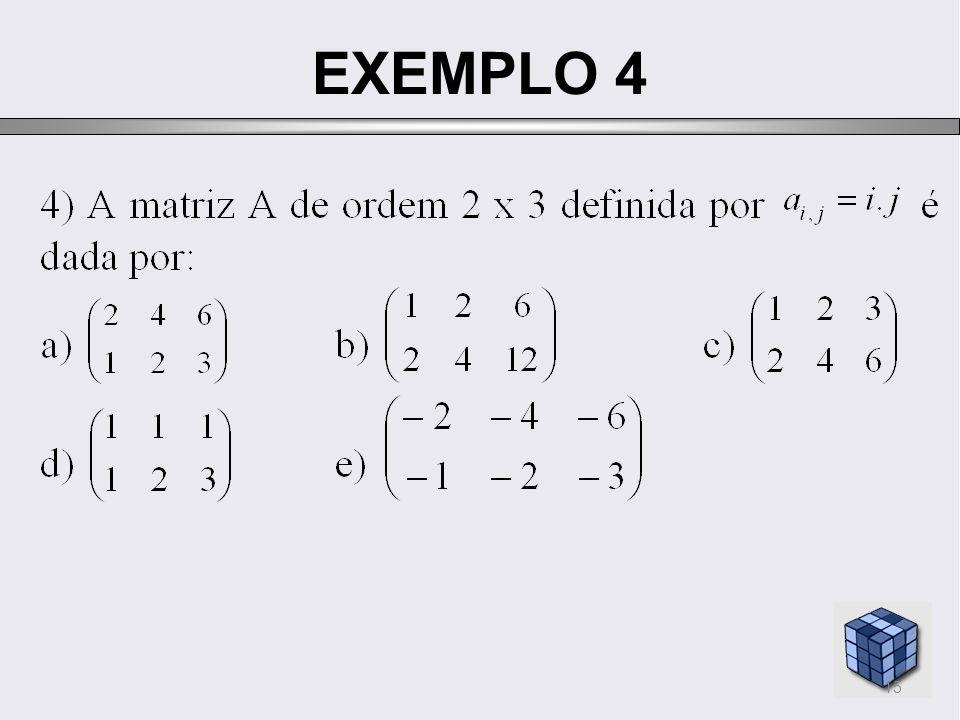EXEMPLO 4 15
