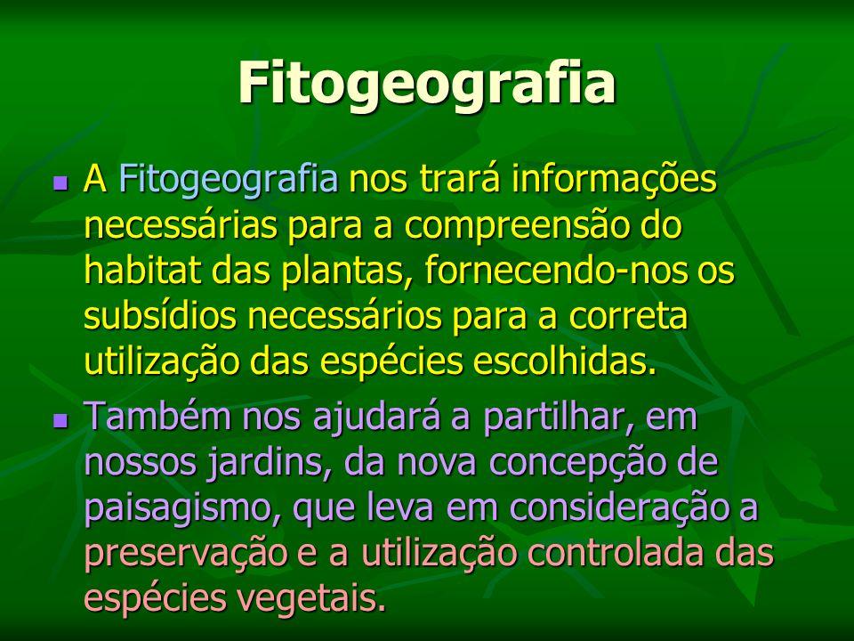 Fitogeografia