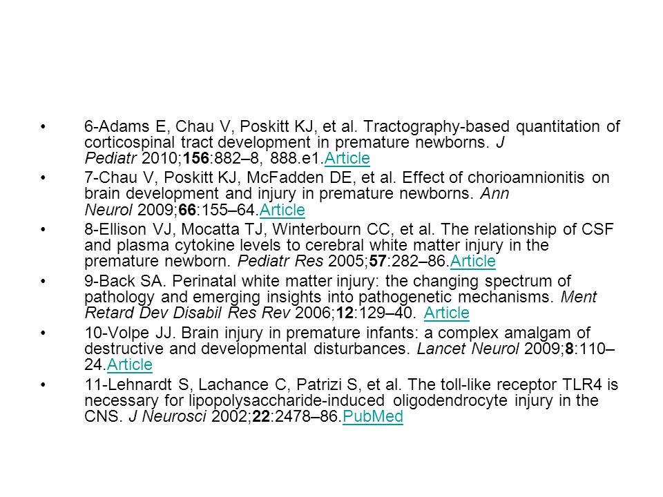 6-Adams E, Chau V, Poskitt KJ, et al