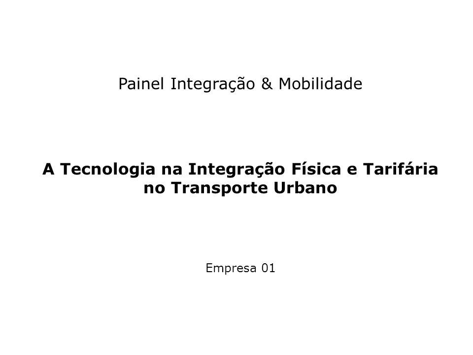 Painel Integração & Mobilidade
