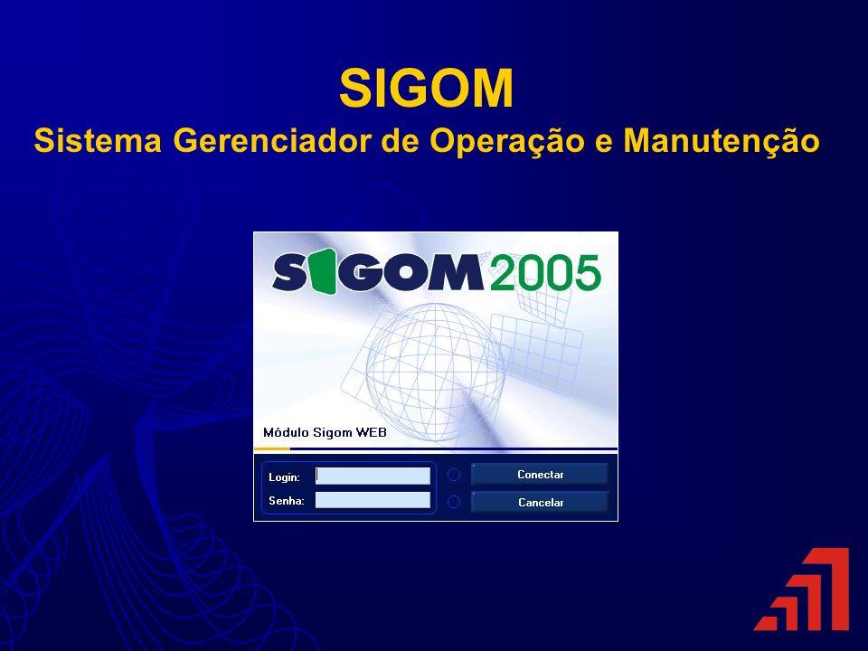 Sistema Gerenciador de Operação e Manutenção