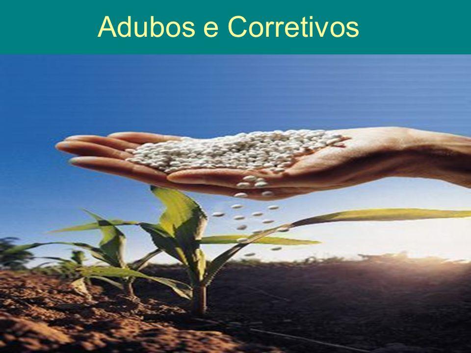 Adubos e Corretivos