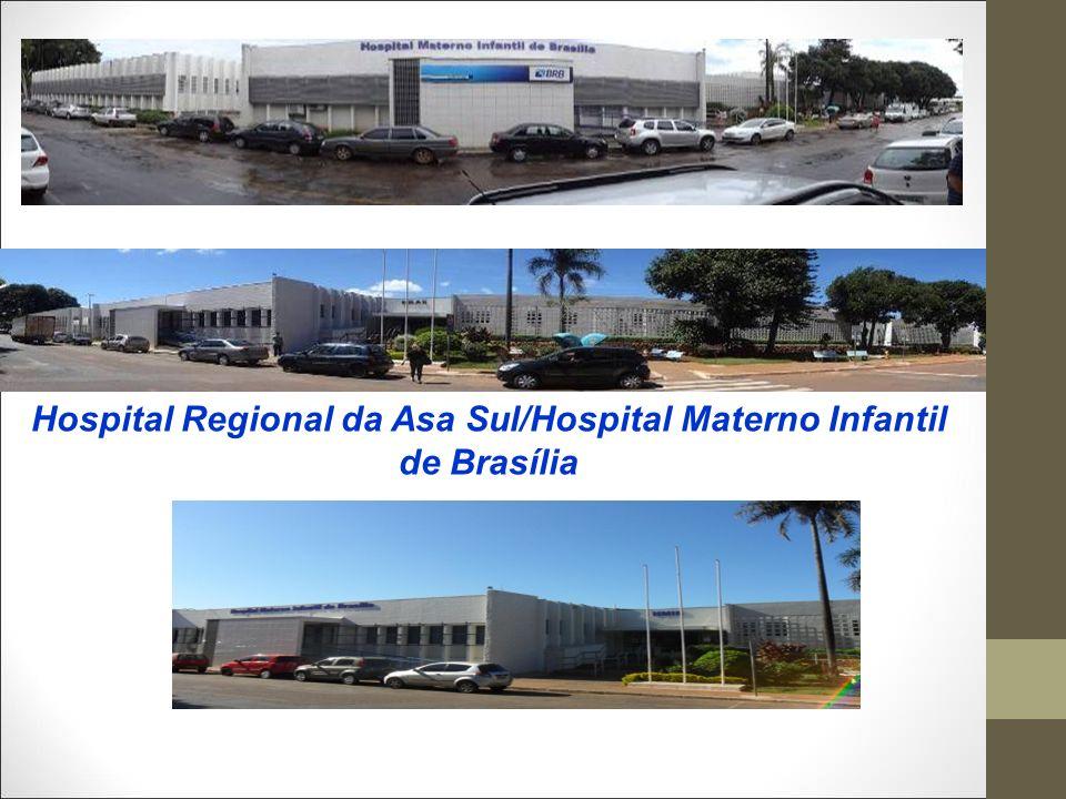 Hospital Regional da Asa Sul/Hospital Materno Infantil de Brasília