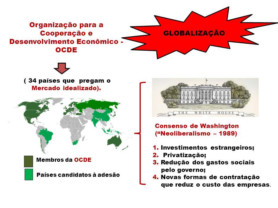 Organização para a Cooperação e Desenvolvimento Econômico - OCDE