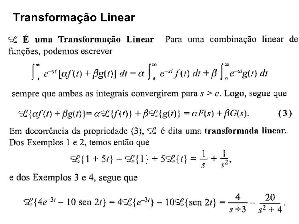 Transformação Linear