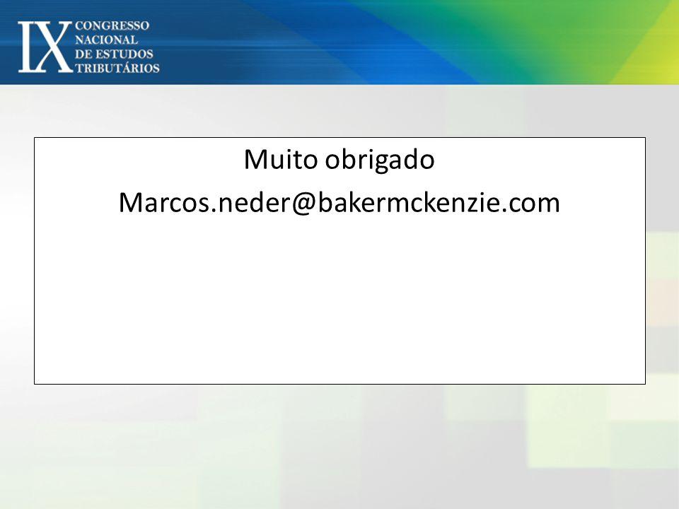 Muito obrigado Marcos.neder@bakermckenzie.com