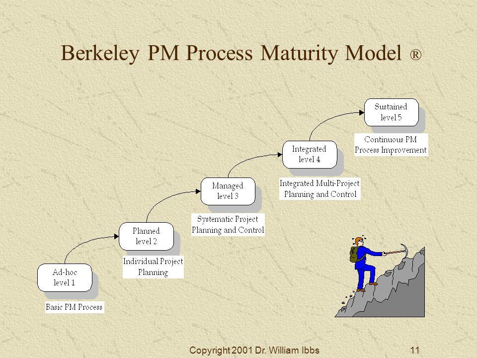 Berkeley PM Process Maturity Model ®