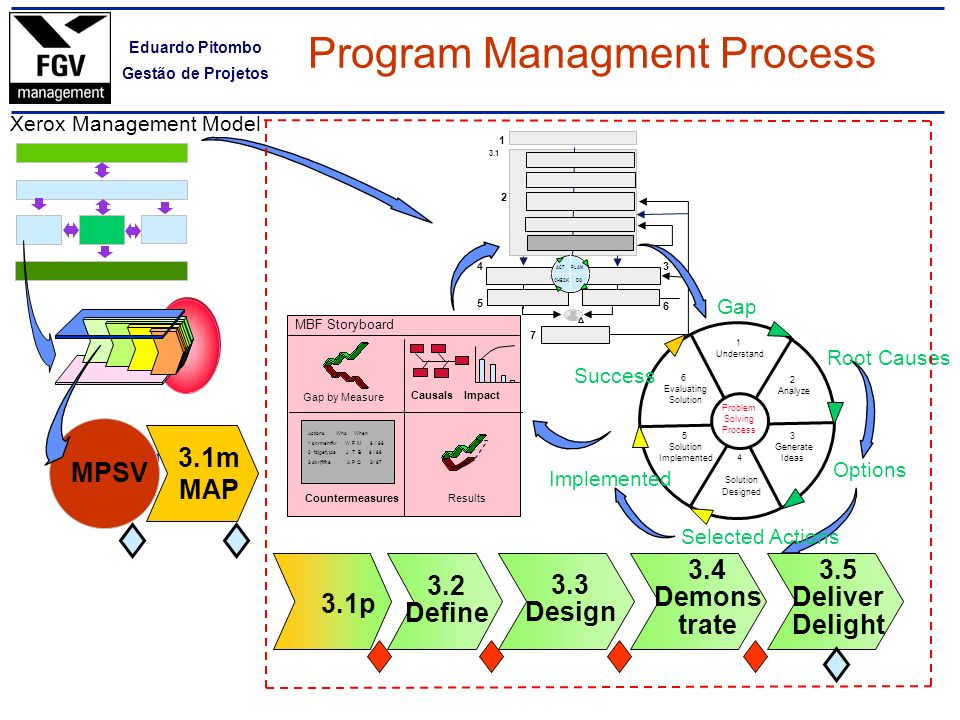 Program Managment Process