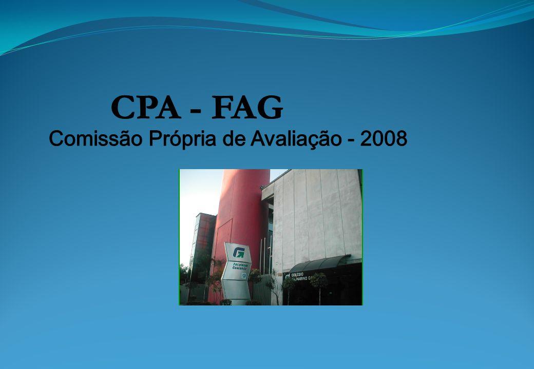 Comissão Própria de Avaliação - 2008