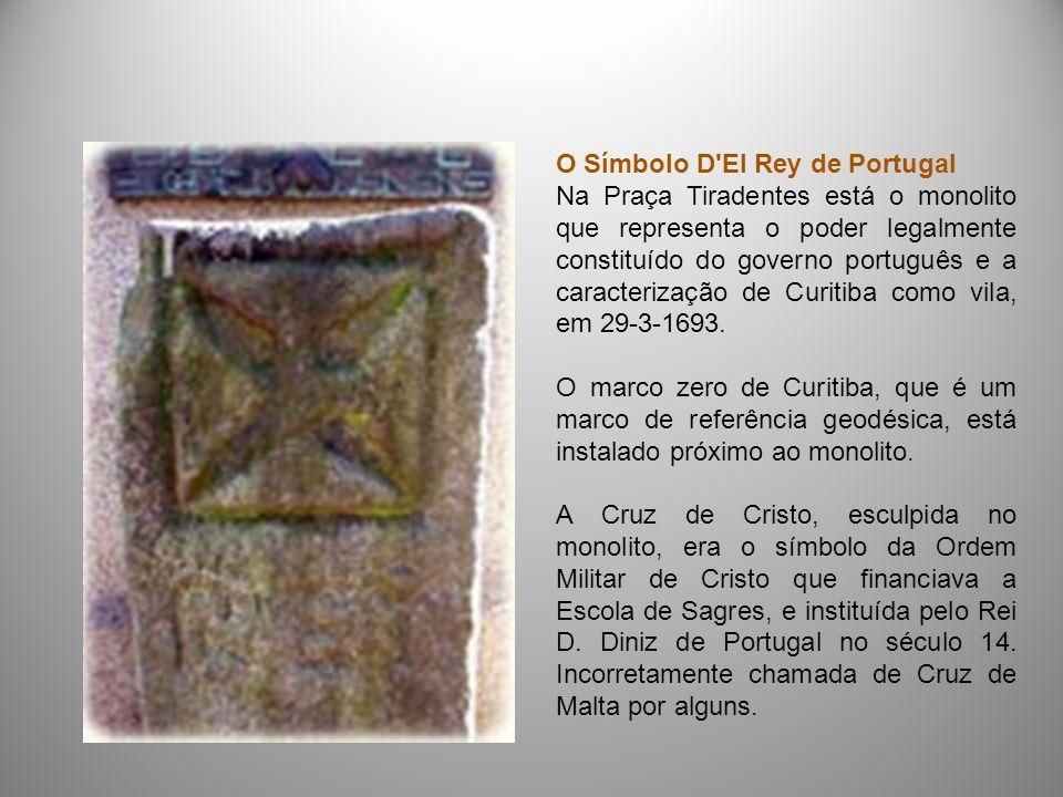 O Símbolo D El Rey de Portugal