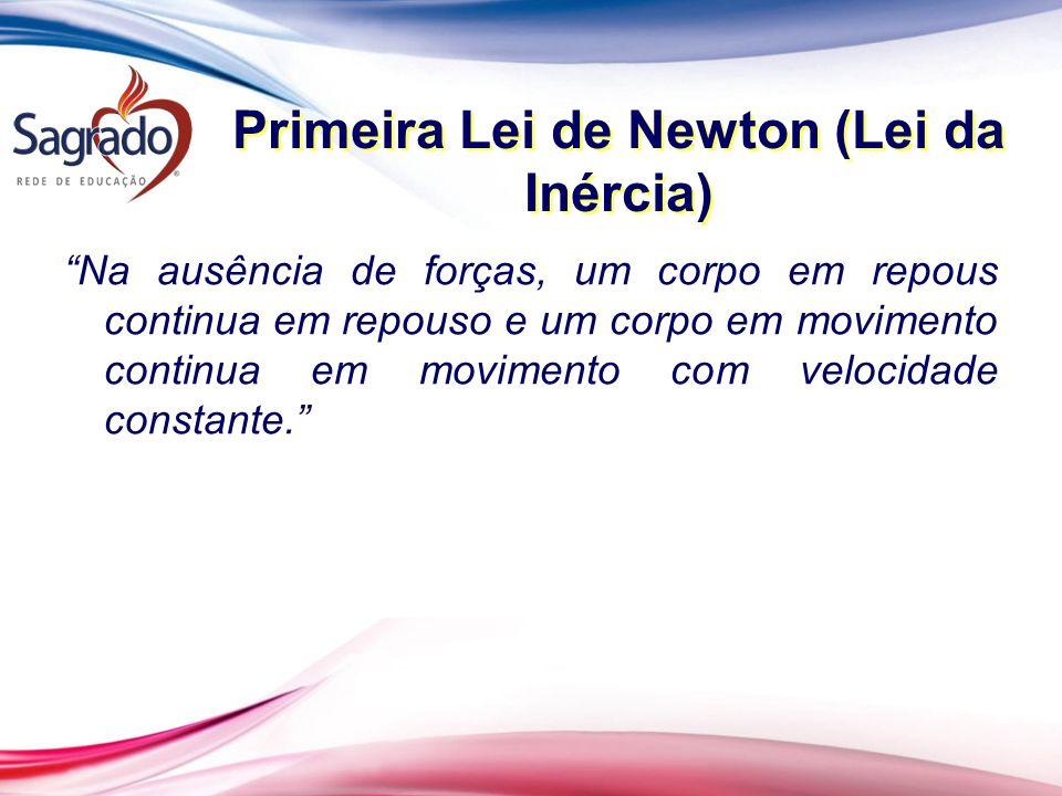 Primeira Lei de Newton (Lei da Inércia)