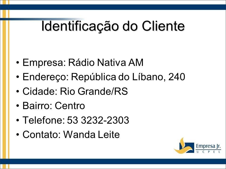 Identificação do Cliente
