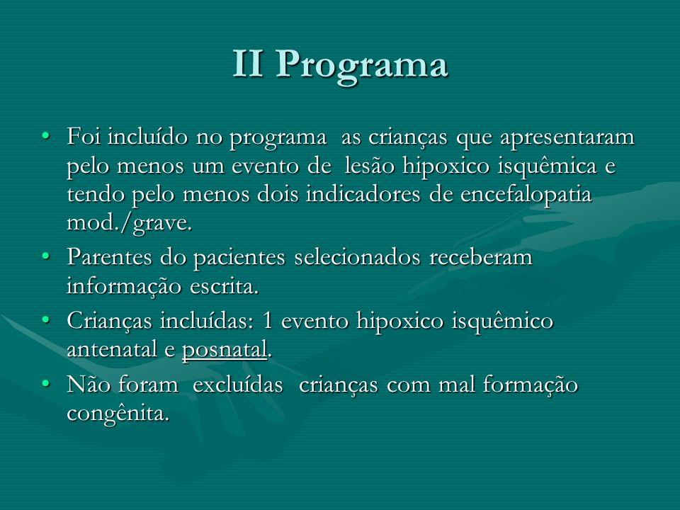 II Programa