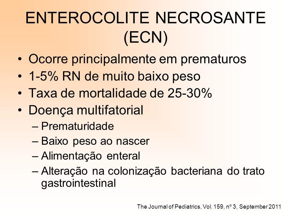 ENTEROCOLITE NECROSANTE (ECN)