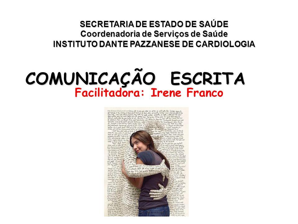Facilitadora: Irene Franco