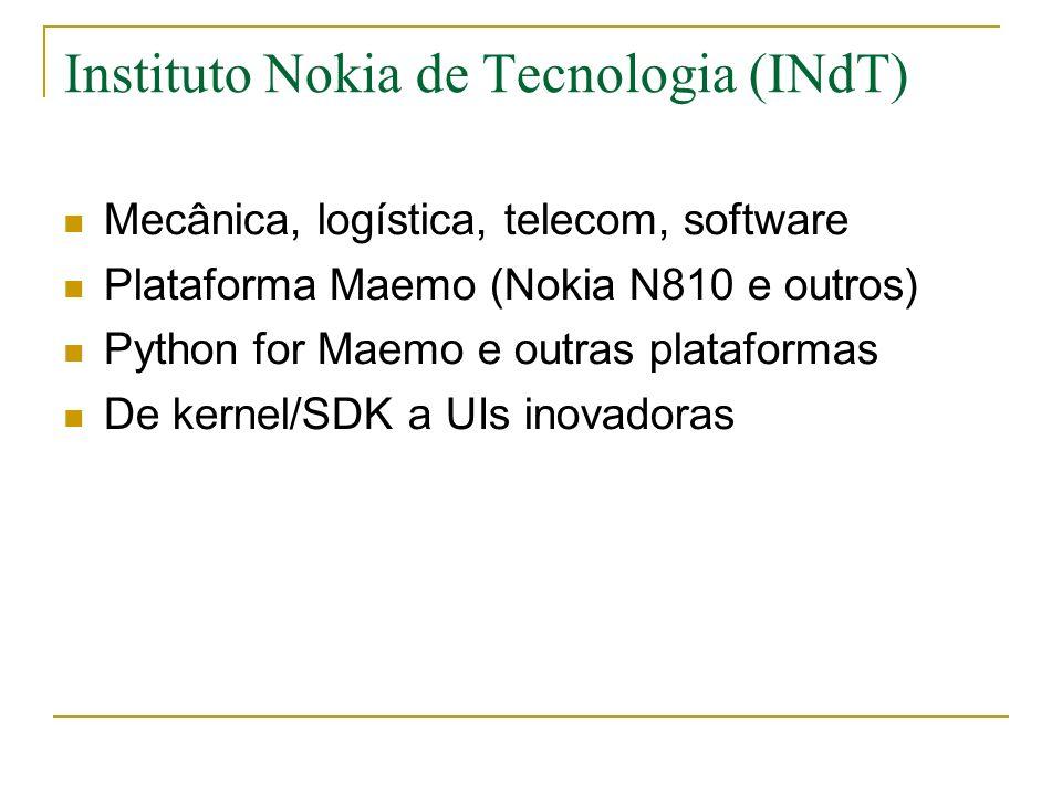 Instituto Nokia de Tecnologia (INdT)