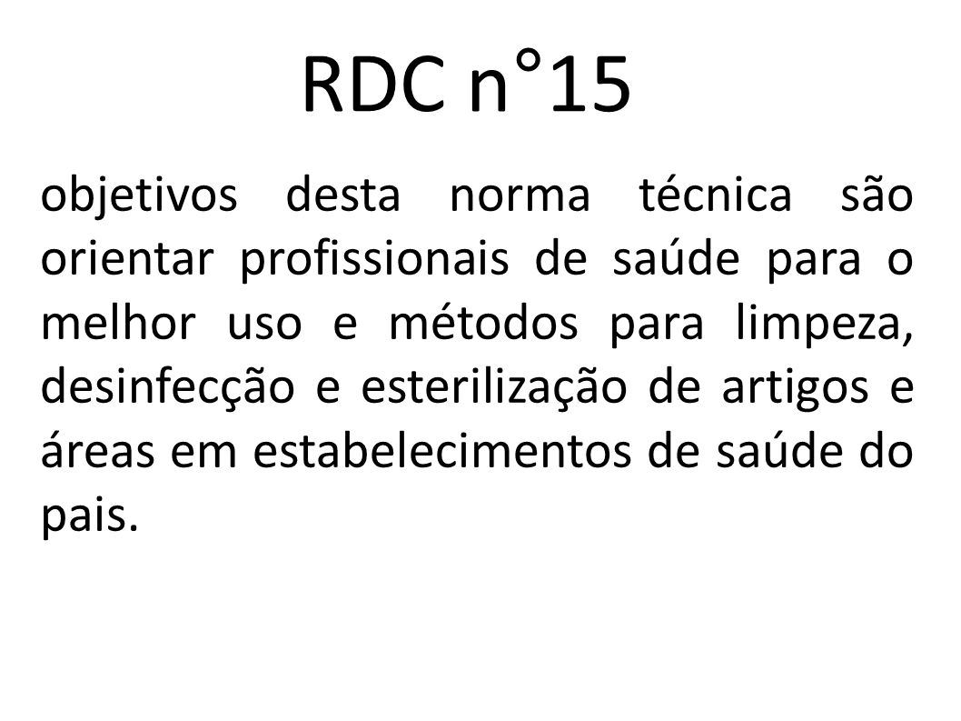 RDC n°15