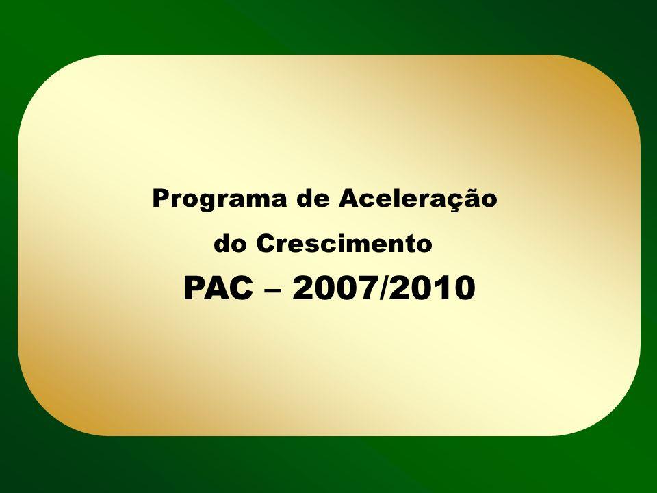Programa de Aceleração