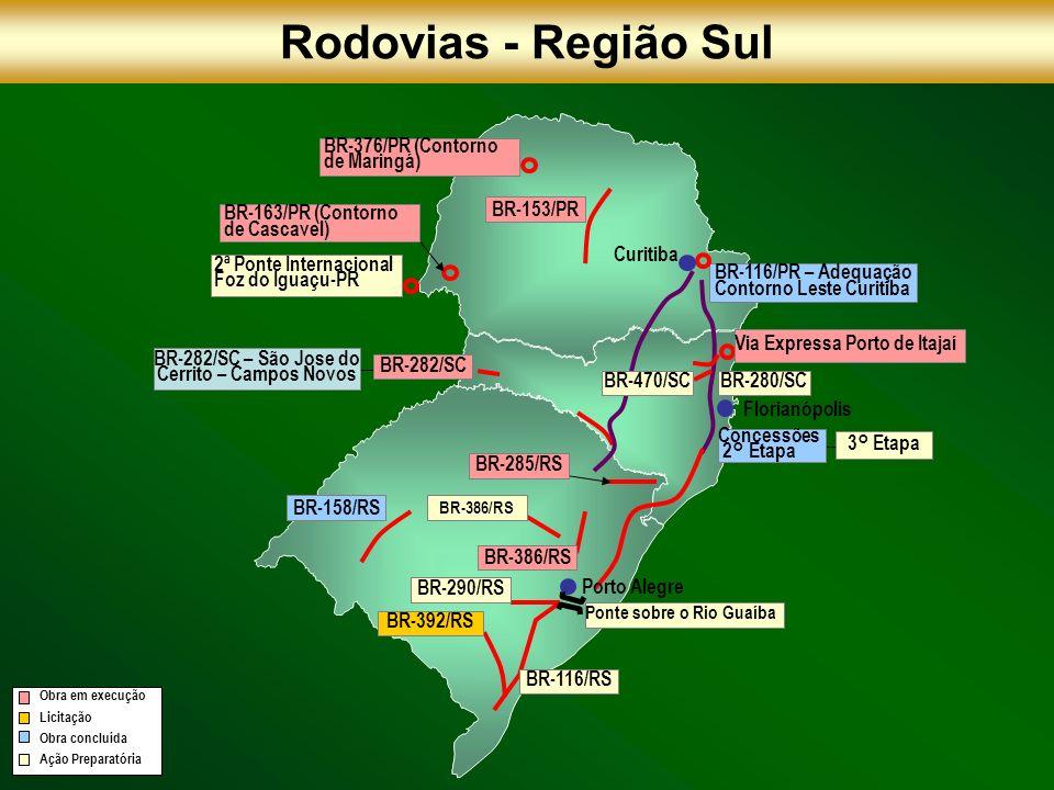 BR-116/PR – Adequação Contorno Leste Curitiba