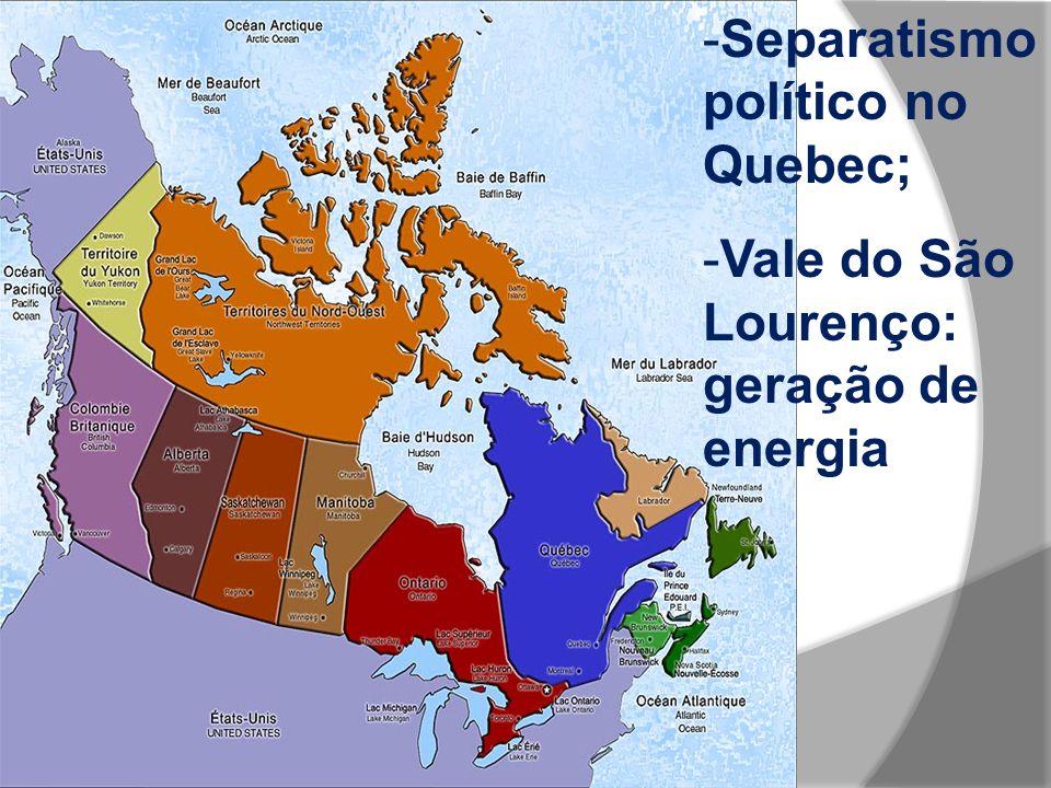 Separatismo político no Quebec;